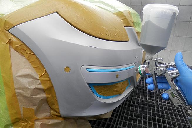 smart repair am autolack lackiererei obermeier gmbh karosserie obermeier. Black Bedroom Furniture Sets. Home Design Ideas