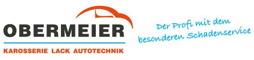 Logo von Obermeier Auto- und Karosserie GmbH